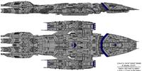 Battlestar Celestial (D15)