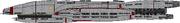 Battlestar Asterica (Armored)