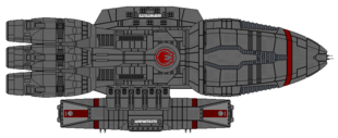 Amphitrite Class Heavy Cruiser