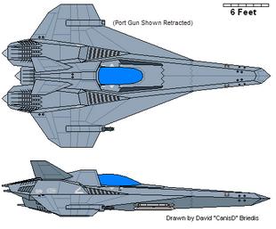 Stealthstar Mark III