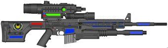 PLS-Lazer Rifle (Type I) 01