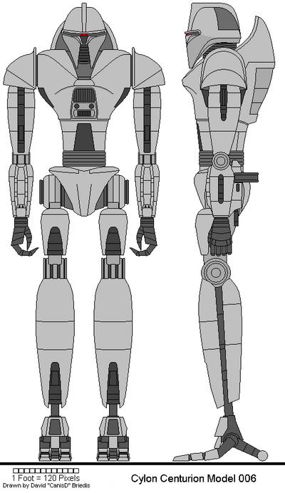 Centurion Model 006