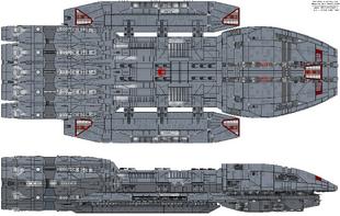 Battlestar Stryker (Orion Class)