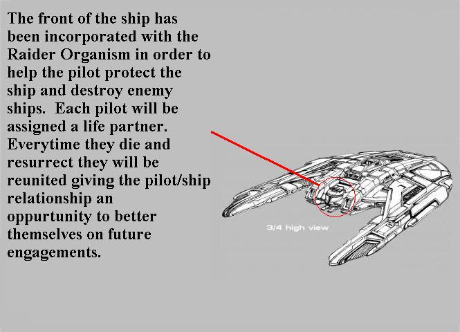 Starship-b-large organism
