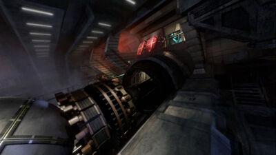 Galactica's FTL Drive