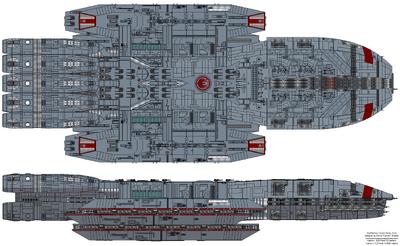 Daedalus Class Warstar