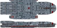 Daedalus Class Warstar (D11)