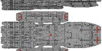 Titan Class Battlestar