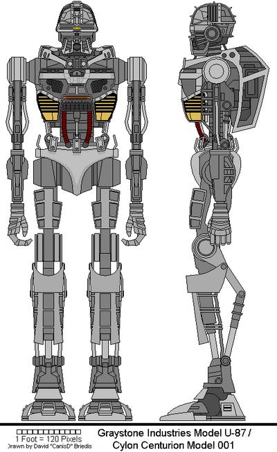 Centurion Model 001