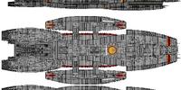 Battlestar Prometheus (Jupiter Class D15)