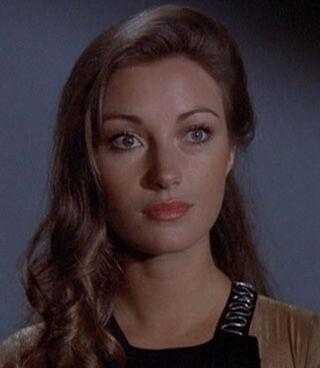 Serina Adama (nee Seymour)