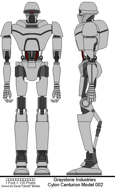 Centurion Model 002
