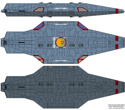 Banshee Class Stealthstar