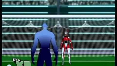 Galactik Football Season 3 Episode 19- The Ghost of Paradisia (English)