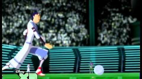 Galactik Football Season 3 Episode 22- All Together! (English)