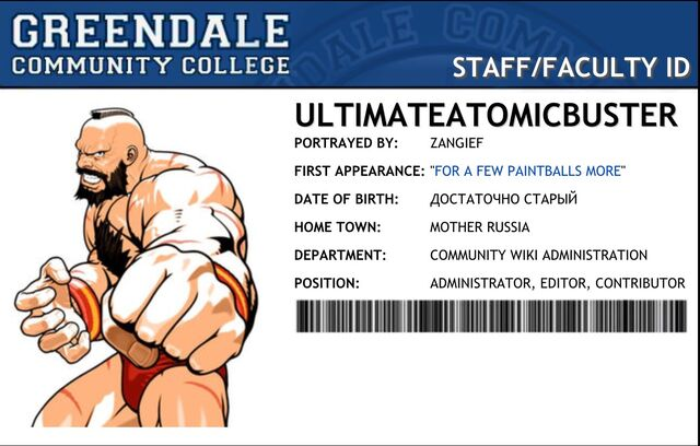 File:Greendale ID card.jpg