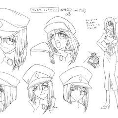 Forte Anime Concept Art 3