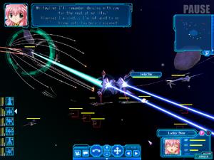 GA RTT gameplay (combat)