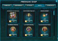 Premium Shop Window