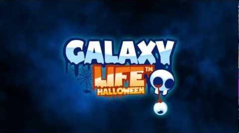 Galaxy Life - Halloween 2012 Teaser