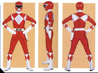 Red Ranger Form