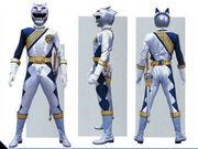 Lunar Wolf Ranger Form