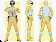 Yellow Ranger Form2