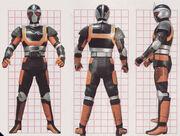 Masked Rider Super Gold Form