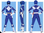 Blue Ranger Form