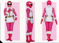 Pink Ranger Form2