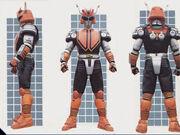 Automon Ranger Form