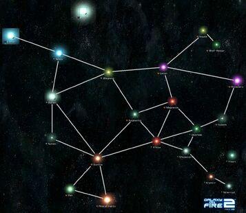 GoF 2 Galaxy Map