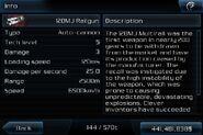 128mj railgun info page