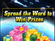 Event Spread the Word to Win Prizes