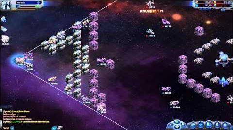 Galaxy Online II-Battle of Morkleb