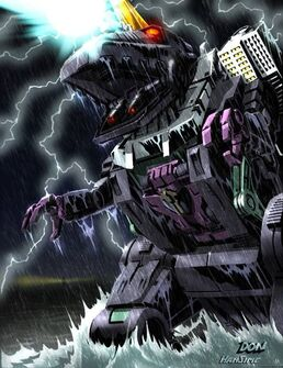 Decepticon Trypticon