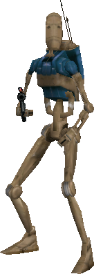 Pilot Battle Droid