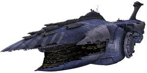 Subjugator-class Heavy Cruisers