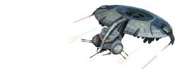 Droid Gunship