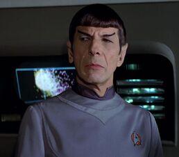 Spock, 2270s