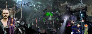 Battle of Arkham City