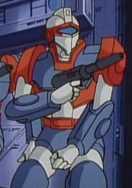 Autobot Guard