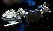 Human freighter
