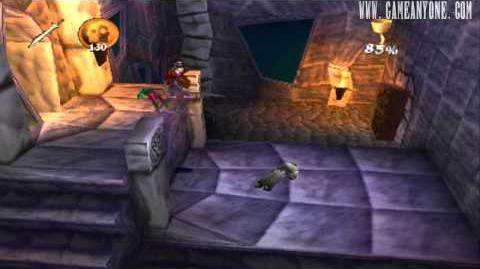 Cemetery Hill (MediEvil)