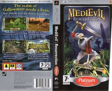 Medievil ressurection cover scanned by bjmcentral-d4pws90