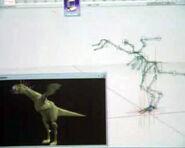 Jabberwocky CGI model