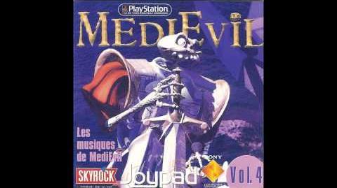 Les musiques de MediEvil - Desecrated Church