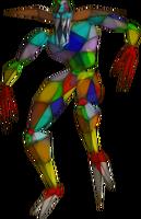 Stainglass Demon PROTOTYPE