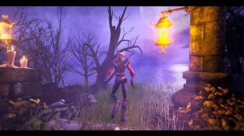 Gallowmere - MediEvil in Unreal Engine 4