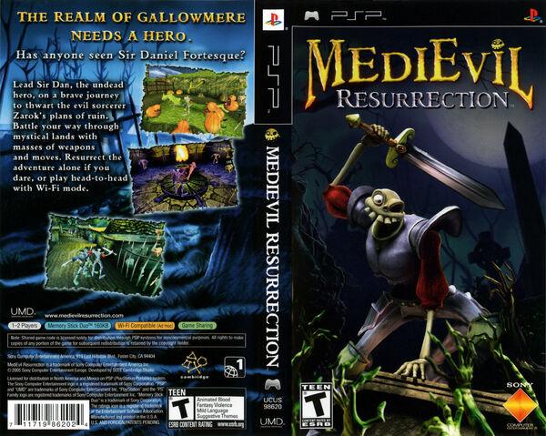 File:Medievil Resurrection COVER.jpg